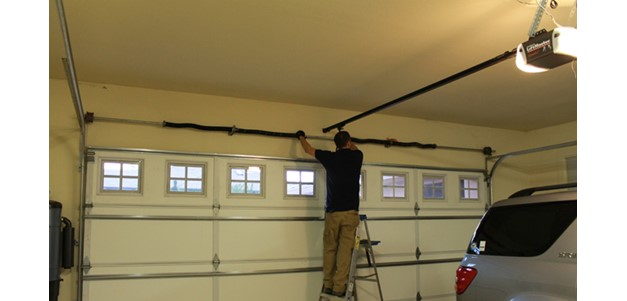 Garage Door Springs Replacement at Round Rock TX